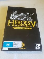 Heroes V of Might and Magic - Collectors Edition