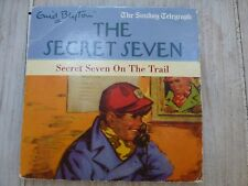 ENID BLYTON SECRET SEVEN ON THE TRAIL CHILDRENS PROMO AUDIO BOOK CD