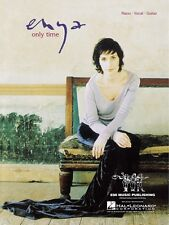 Only Time Sheet Music Piano Vocal Enya NEW 000352389
