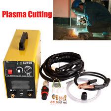 Portable Electric Digital Plasma Cutter 50AMP Digital Inverter Cutting 1-12MM