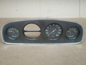 1933 Buick Series 50 60 80 90 Instrument Panel Dash Cluster   SCTA Hot Rod