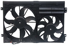 Radiator And Condenser Fan For Volkswagen Passat Audi TT Quattro VW3117106