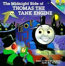The Midnight Ride of Thomas the Tank Engine (Pictureback(R))-ExLibrary