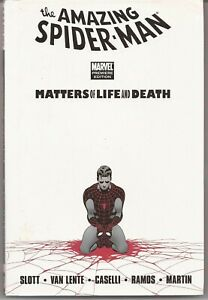 The Amazing Spider-Man: Matters of Life and Death | 2011 Hardcover | Marvel