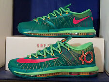 Nike KD VI 6 Elite Superhero Turbo Green Vivid Pink SZ 10.5 ( 642838-300 )