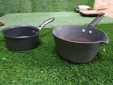 Infinite Circulon Hard Anodized Steel Pots