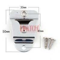 10PCS Mic Microphone Holder Hang-up Clip For Motorola Kenwood GM300 GM950 Radio