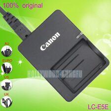 New Genuine Original Canon LC-E5E Battery Charger for LP-E5 EOS 500D 1000D 450D