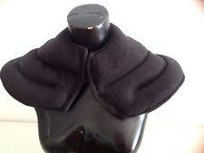 Wheat/Heat Bag - Aching shoulders - Pain Relief, Black, microwave