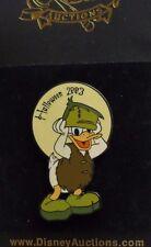 DISNEY AUCTIONS HALLOWEEN 2003 FRANKENSTIEN COSTUME DONALD DUCK LE 250 PIN