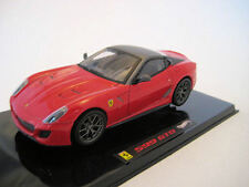 HOT WHEELS ELITE AUTO DIE-CAST 1:43 FERRARI 599 GTO ROSSA         T6267