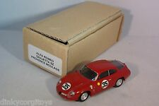 PROVENCE MOULAGE ALFA ROMEO GIULIETTA SZ RALLY MINT CONDITION