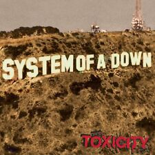 CD*SYSTEM OF A DOWN**TOXICITY***NAGELNEU & OVP!!!