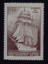 CHILE  SCOTT # 425   MNH  SHIP TOPICAL