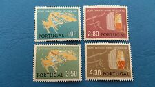 Portuguese Stamps - Lisnave Shipyard 1967 Mint Condition (4 Stamps) H.C.V.