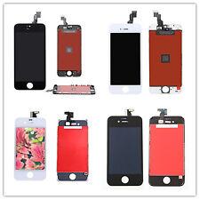 ÉCRAN LCD DALLE AVEC CHASSIS Pour iPhone 4 5 SE 6 6s 7 8 Plus X VITRE TACTILE