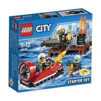 LEGO® City 60106 Feuerwehr-Starter-Set  NEU / OVP