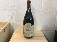 2 Magnum Touraine Ambroise Domaine du Tertre cuvée François 1er millésime 1989