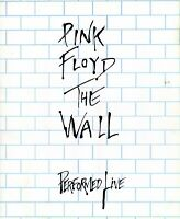 "PINK FLOYD 1980 ""THE WALL"" TOUR CONCERT PROGRAM-ROGER WATERS-DAVID GILMOUR"