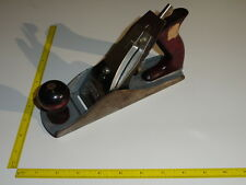 Corsair Great neck Bench Plane VTG USA Cabinetmaker Very little use a great find