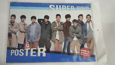 SuperJunior 12cut Poster - 12 Posters (New in Package)