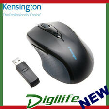 Kensington Pro Fit Full-Size Wireless Mouse Right-Handed Comfort, Clutter-Free