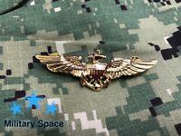 MINI ORIGINAL US NAVY Naval Aviator (Pilot) Insignia Pin Badge