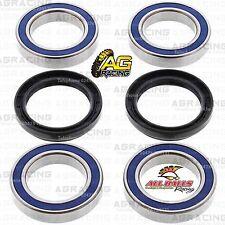 All Balls Rear Wheel Axle Bearings & Seals Kit For Yamaha YFZ 450 2005 Quad ATV