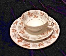 Japan Noritake Allison 5313 China - Trio  large cup, saucer and plate