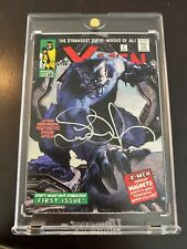 Marvel Masterpieces 2018 Bianchi Beast What If Auto SSP 6/10!