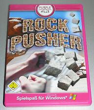 Rock Pusher (2007) PC, Purple Hills, Strategie-Arcade, USK 6, gebraucht