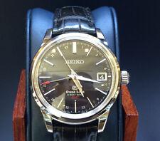 Grand Seiko Watch Hi-Beat 36000 GMT SBGJ019