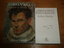 Adrian Ryan: Rather a Rum Life by Julian Machin,SIGNED COPY,H/B 2009