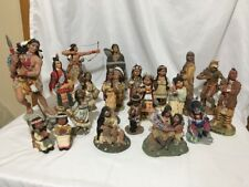 indian figurines Lott 21 Figurines Preowned