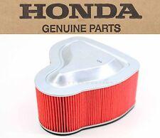 New Genuine Honda Air Filter Cleaner Element 2002-2008 VTX1800 OEM #Z158