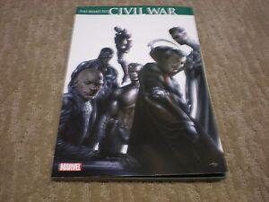 Civil War: The Road to Civil War (2007) Marvel Comics TPB Trade Paperback NM