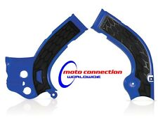 ACERBIS XGRIP FRAME GUARDS BLUE/BLACK YAMAHA YZF YZ250F YZ450F 2014-2015  17778