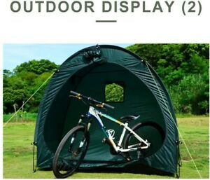 Portable Bike Bicycle Shed Tidy Tent Garden Storage Cover Heavy Duty Shelter UK