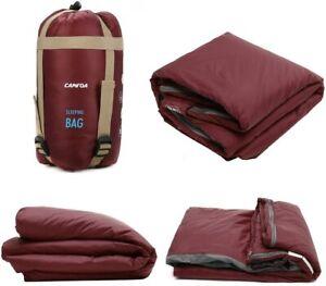 Mini Schlafsack Ultralight Outdoor Sleeping Bag Camping Festival Decke hike Zelt