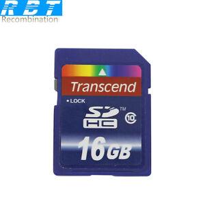 Transcend Memory card 16 GB