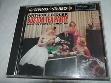Arthur Fiedler & Boston Pops Orchestra - Boston Tea Party CD
