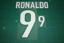 Brazil 98/00 #9 RONALDO Awaykit Nameset Printing