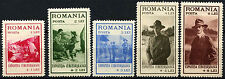Romania 1931 SG#1221-5 Boy Scouts MNH Set #D44086