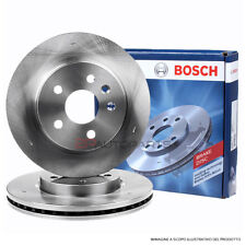 BOSCH 0986479358 par de discos de freno NISSAN QASHQAI (J10, JJ10) 1.5 dCi
