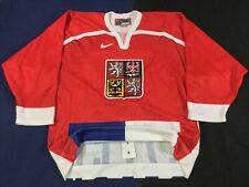 Vintage Hockey-Team Czech Nike Jersey Size52