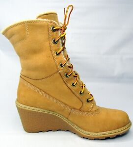 Timberland  A0448 8257A Womans Boots Size 6.5