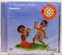 Märchen aus aller Welt + CD + 4 Geschichten aus Afrika + Hörbuch für Kinder ab 5