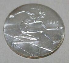 FINLAND Silver Coin 1983 ATHLETIC WORLD CHAMPION