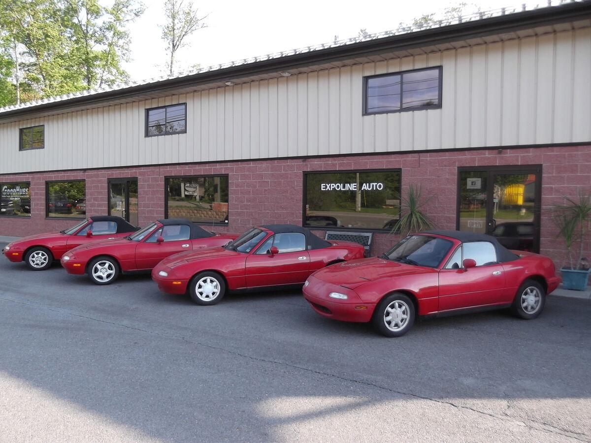 Expoline Auto Mazda Miata Parts Ebay Stores