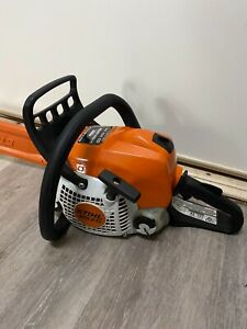 STIHL MS211 Mini Boss Chainsaw